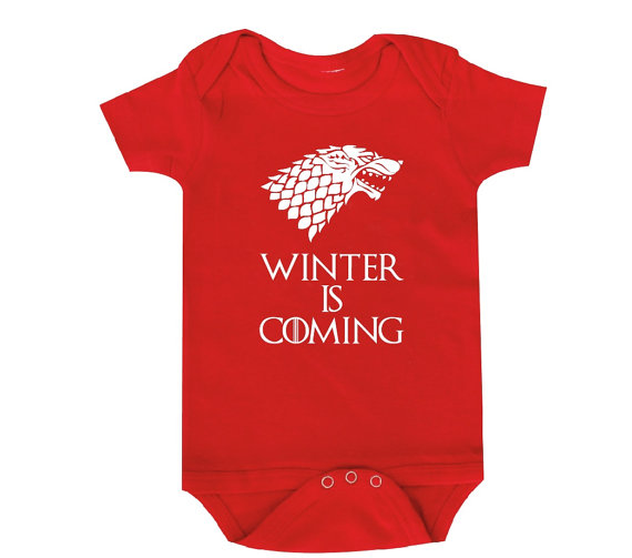 game of thrones onesies